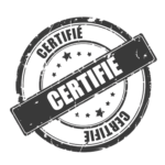 Votre certification Hygiène garantie