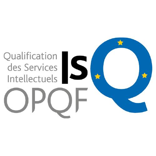 Nous sommes certifiés OPQF